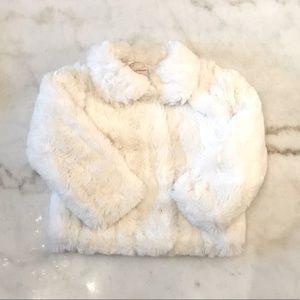 Joe Fresh Faux Fur Coat